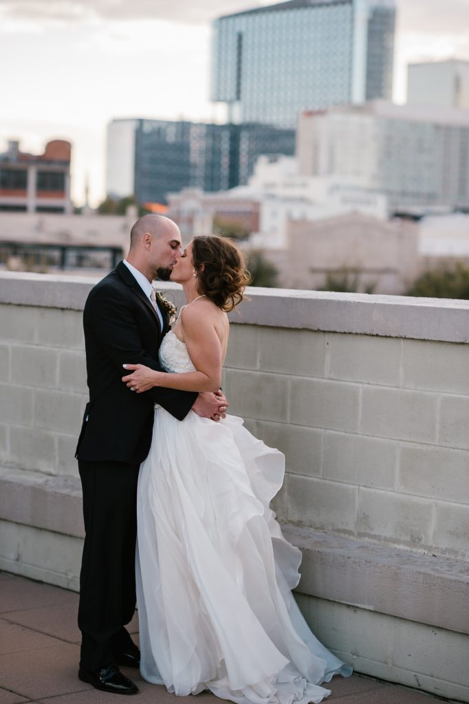 Ice House Louisville Wedding Feature: The LaMasters