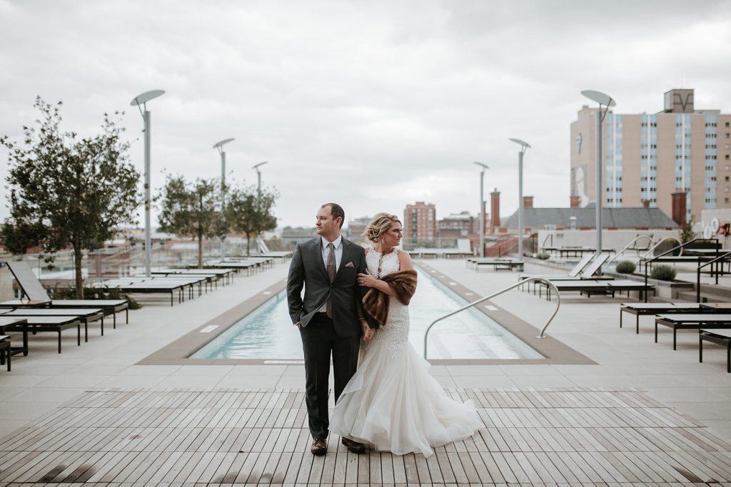 Ice House Louisville Wedding Feature: Emily + Kyle